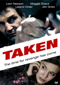 "Now Jim Belushi in the next ""Taken"" maybe..."
