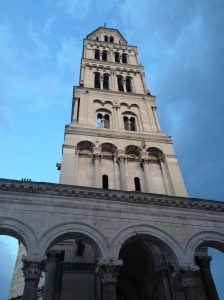 The afore mentioned bell tower