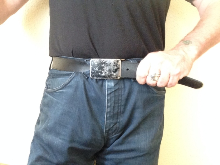 Between weight loss and this budget thing...time for a new belt.