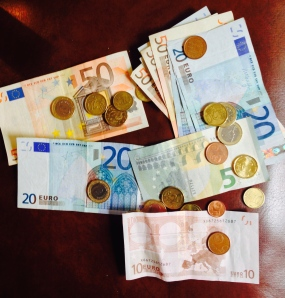 I really hate the Euro...Western Europe used to be affordable!